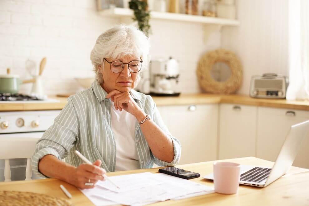 emerytura po mężu