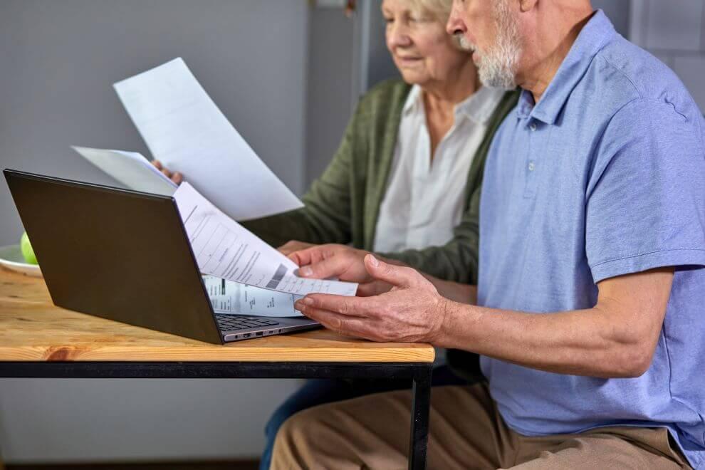 wniosek o emeryturę